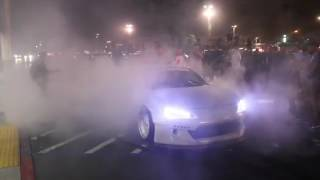 Car meet LA sub to the super car suspect