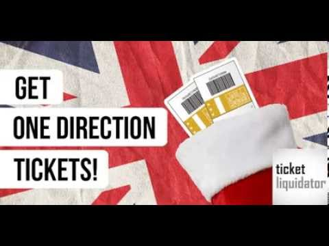One Direction Tickets on Sale Now!