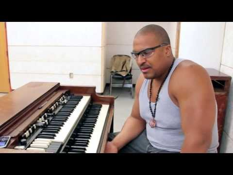 How I Became Organ Monk - Greg Lewis