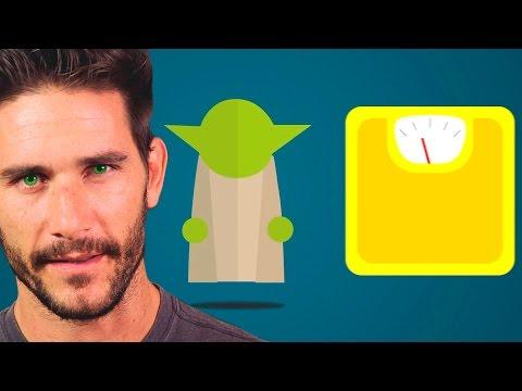 ¿Cuánto pesa el maestro Yoda?
