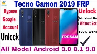 How to bypass frp Tecno KA7 SPACK 2 GOOGLE ACCOUNT - ARTIST