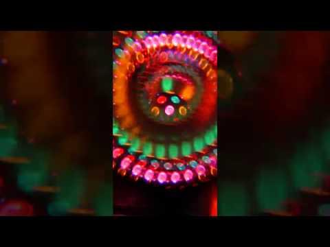 AuoraVizion Rainbow Portal Kaleidoscope Lens