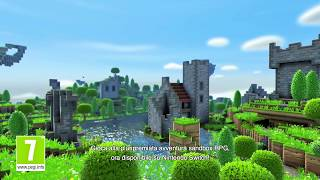 Portal Knights - Trailer di lancio per Nintendo Switch