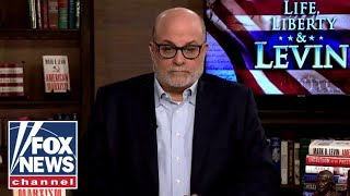 Mark Levin accuses 'dimwitted' Biden of doing more damage to US than enemies