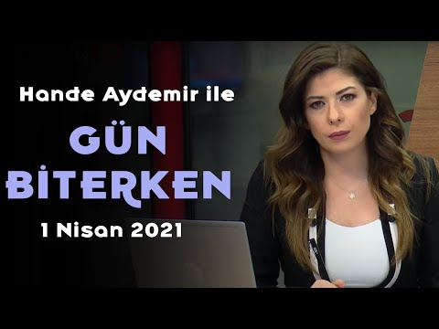 Muhalefet partileri neden seçim istiyor? – Hande Aydemir ile Şimdi Konuşalım – 1 Nisan 2021