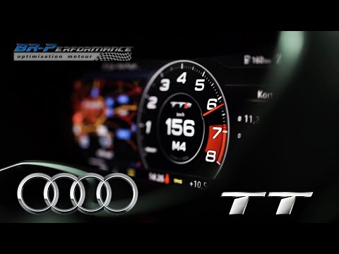 Audi TTS 8S 2.0 TSi Remap Stage 1 By BR-Performance