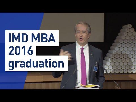 MBA 2016 Graduation