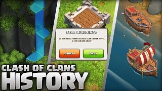 The History of Clash of Clans (2012 -2017) 5 Year Anniversary Special!