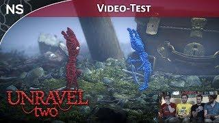 Vidéo-Test : Unravel Two   Vidéo-Test (NAYSHOW)