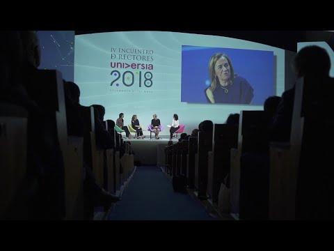 Universia 2018: Bildung der Zukunft im Fokus