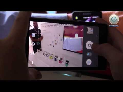 IFA 2013: Sony Xperia Z1 - новый японский флагман