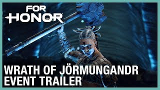 Wrath of Jormungandr Cinematic Trailer preview image