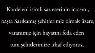 Gül Güldaş & Reyhan İllez Hicaz Saz Semaisi ' Kardelen'  Beste: O. Yurdal Tokcan