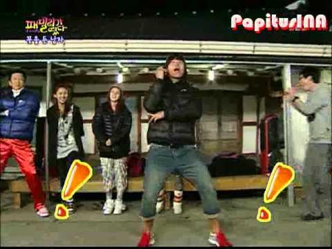 Kim Jong Kook dancing Abracadabra!! LOL so sexy XD