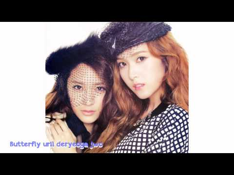 Jessica & Krystal - Butterfly MV (To The Beautiful You OST) w Romanization Lyrics