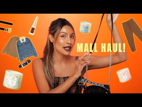 I WENT SHOPPING! FALL HAUL | DESI PERKINS