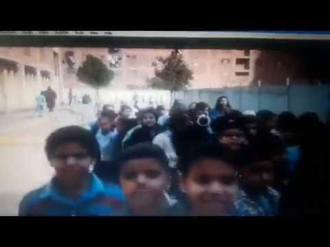 خطة اخلاء مدرسة الشهيد عبدالخالق نبيل ( فترة اولي  ) - إدارة البساتين ودار السلام التعليمية