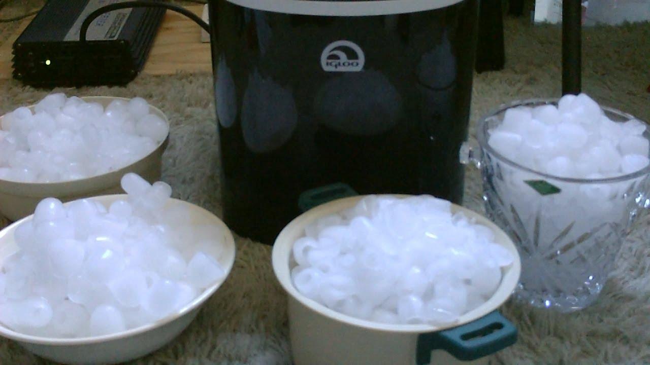 Diy Solar Ice Maker Solar Powered Off Grid Ice Maker