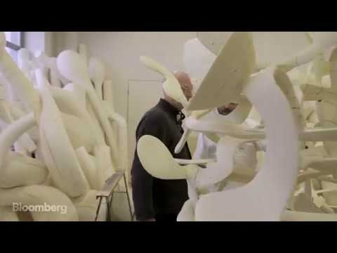 Sculptor Tony Cragg's Returns Home | Brilliant Ideas Ep. 69