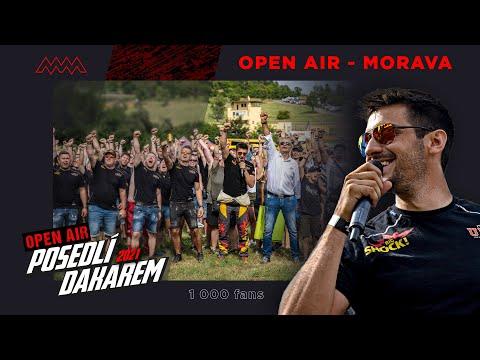 Posedlí Dakarem Open Air Morava - Přerovská rokle