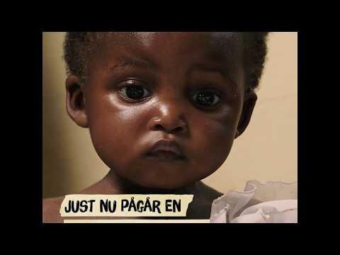 Du kan rädda barn från svälten!
