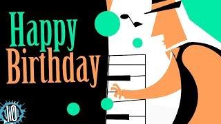 HAPPY BIRTHDAY SONG! BOSSA NOVA VERSION! 10 hours of Bossanova Instrumental Music Remix! #birthday