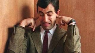 Mr. Bean streicht sein Haus
