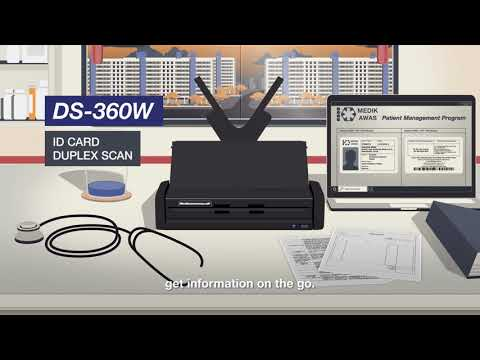 Epson Scanners - Made to be Different, Made for You.