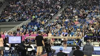 Kyla Ross 2018 Beam vs Utah 9.875