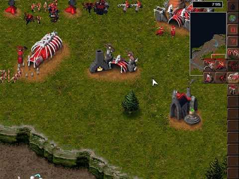 KKND: Krush Kill 'N Destroy (Evolved: Mission 10) (Beam Software) (MS-DOS) [1997] [PC Longplay]