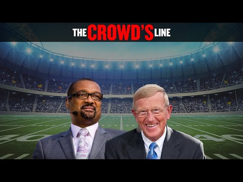 NCAAF Championship Alabama vs Ohio State Lou Holtz and Mark May College Football