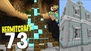 HermitCraft 7: 73 | So... I did some MINING off camera!