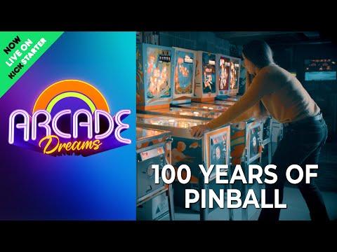 ARCADE DREAMS Pinball Insanity - Video Game + Pinball Documentary