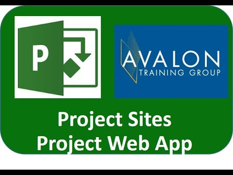 Working with Project Server Sites