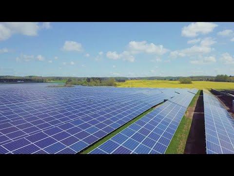 Chr. Hansen uses 100% green electricity in Denmark