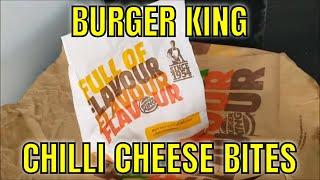 Burger King - Chilli Cheese Bites