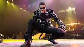 Top 10 Male Singers Who Can Dance