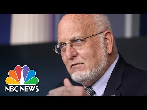 CDC Director Warns Covid Outbreak Will Make Winter Months 'The Most Difficult Time' | NBC News NOW