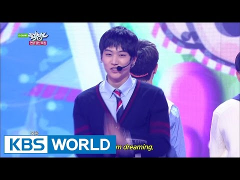GOT7 (갓세븐) - Mr. Chu [Music Bank Year-end Chart Special / 2014.12.19]