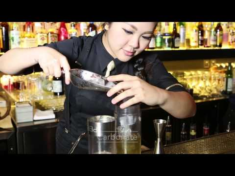 Best Bartender cocktail at The Envoy by Amanda Wan
