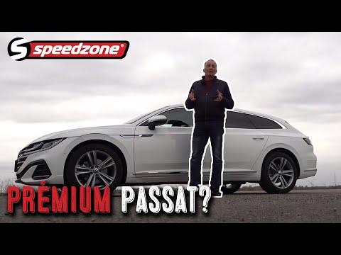 Speedzone teszt: Volkswagen Arteon 2.0 CR TDI Shooting Brake: Prémium Passat?