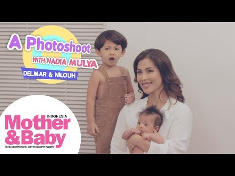 Nadia Mulya Berbagi Pengalaman Hypnobirthing