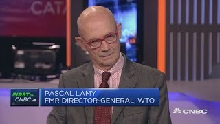 Odds of UK passing Brexit deal in parliament is 50%: Former WTO chief | Squawk Box Europe