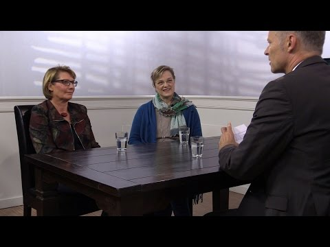 Ausgebrannt!: Elke Grapentin, Dagmar Janssen - Bibel TV das Gespräch