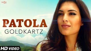 Patola – Goldkartz