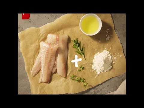 Frasig panering gör det gott och enkelt att äta mer nyttig fisk