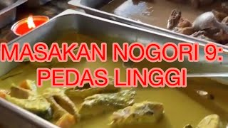 Makan Tengahari di Pedas Linggi