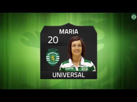16/17 Resumo/Golos 2ª Fase Jornada 4 - Campeonato Nacional Feminino - Vermoim 2 x 4 Sporting CP