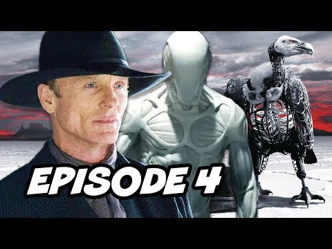 Westworld Season 2 Episode 4 - TOP 10 and Easter Eggs Explained