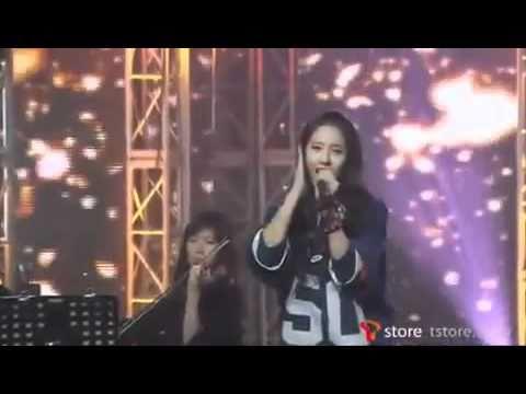 You are my Destiny - f(x) Krystal Luna @ Live session